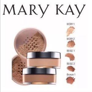 3/$30 Mineral Powder Foundation - see pictures